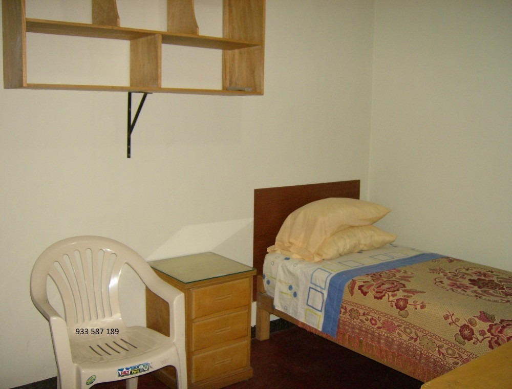 alquiler de dormitorio para una sola persona