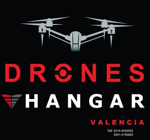 alquiler de drone inspire 1 versión 2.0 y phantom 2 visión +