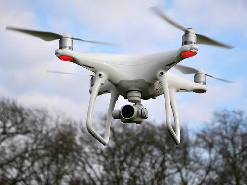 alquiler de drone para filmación aérea profesional