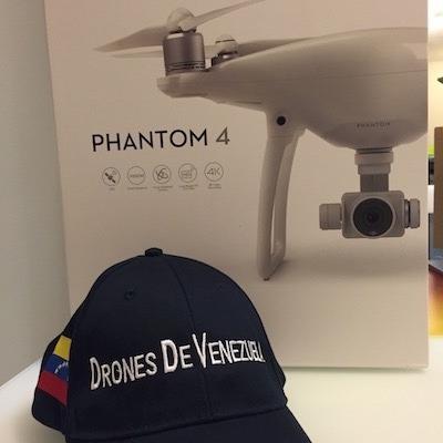 alquiler de drone  phantom 4