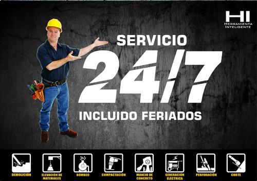 alquiler de elevadores de materiales de construcción