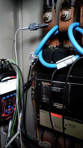 alquiler de equipo analizador de redes y estudios electricos