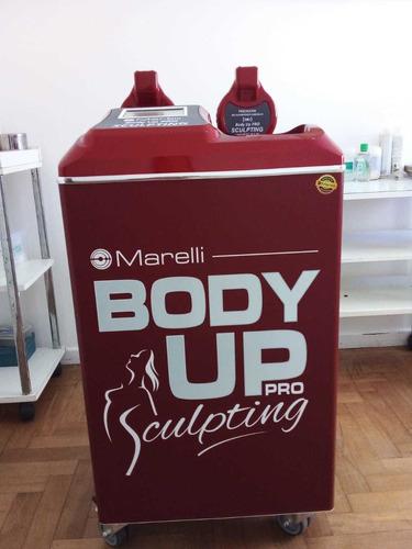 alquiler de equipo body up pro sculpting