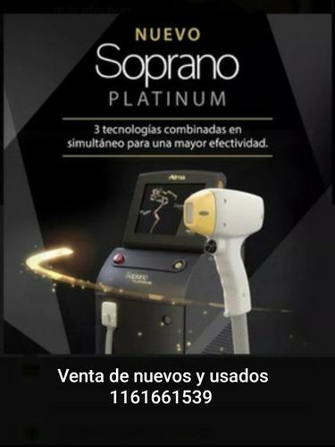 alquiler de equipo de depilación laser