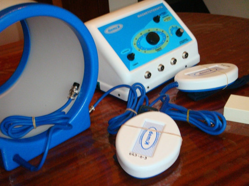 alquiler de equipo de magneto - magnetoterapia