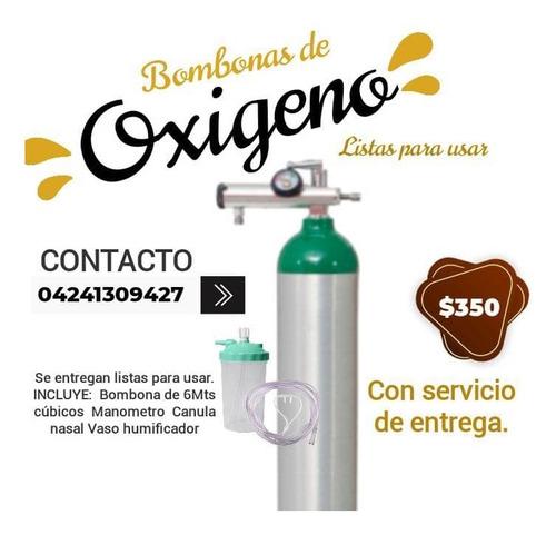 alquiler de equipo de oxigeno completo
