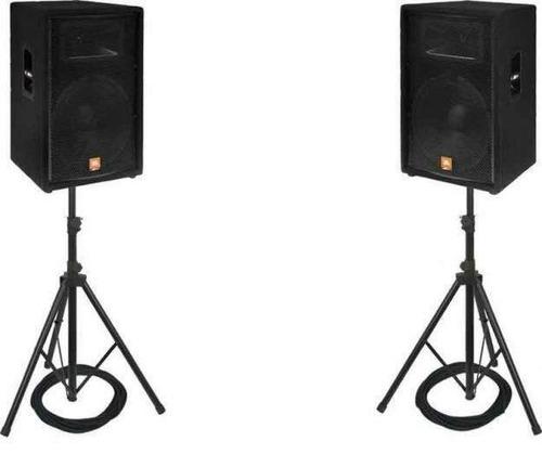 alquiler de equipo de sonido, luces + dj  a s/.210