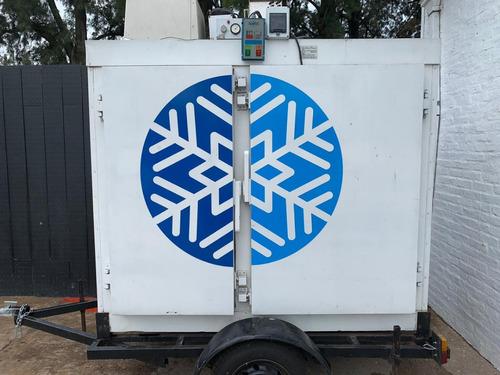 alquiler de equipos de frio, freezers, heladeras, cámaras