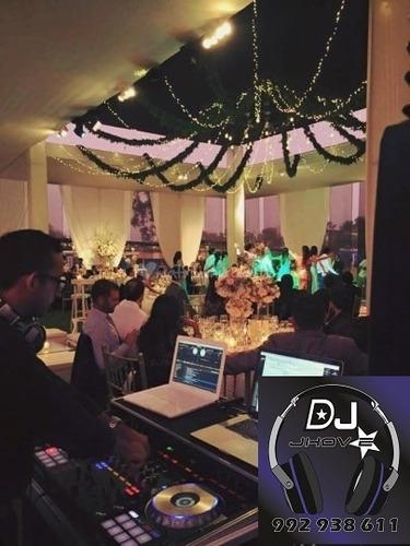 alquiler de equipos de sonido luces dj audiomac producciones