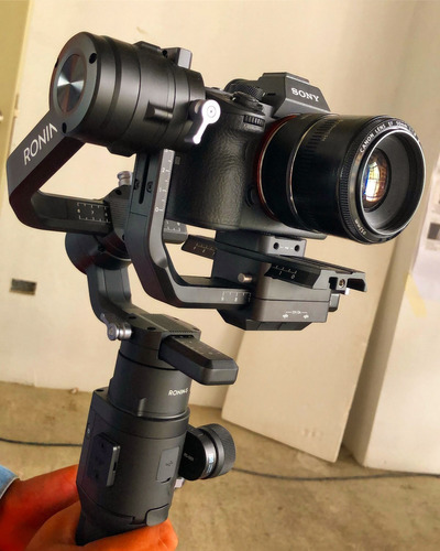 alquiler de equipos para video y producción audiovisual