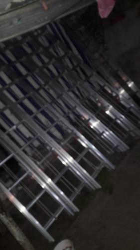 alquiler de escaleras extensibles, envios y retiros