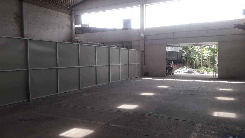 alquiler de espacio industrial