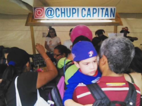 alquiler de estación helados chupi capitán fiestas y eventos