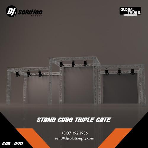 alquiler de estructuras truss para eventos