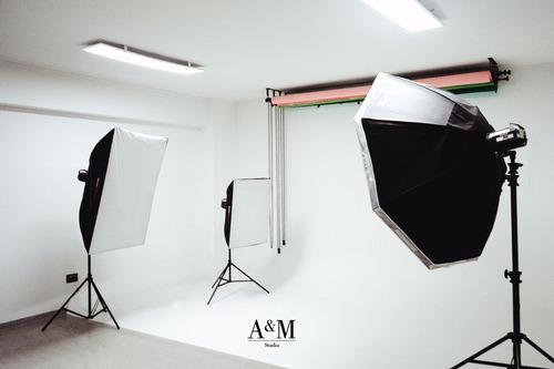 alquiler de estudio fotográfico con chroma en palermo
