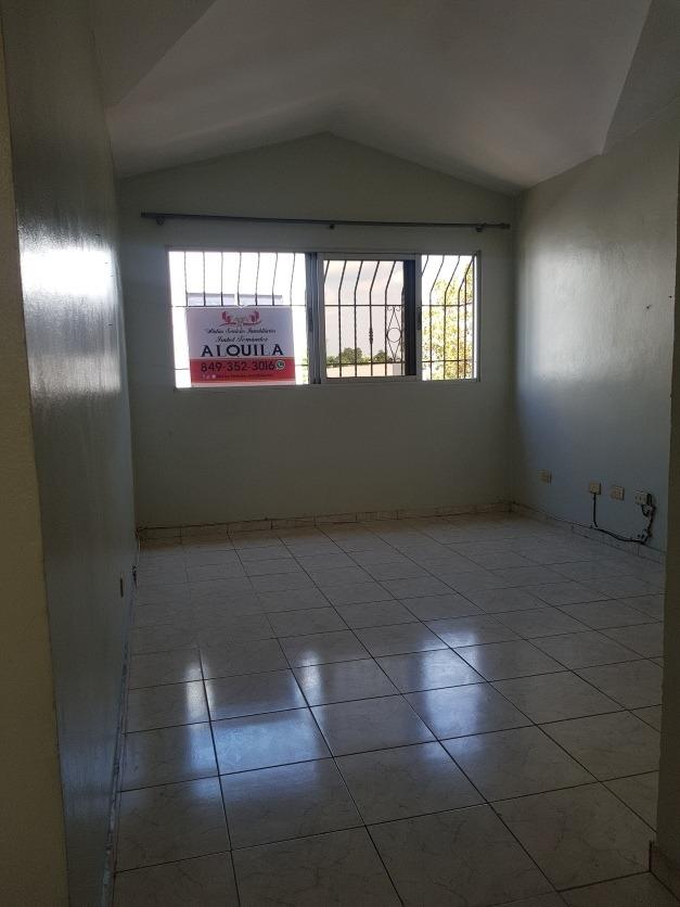 alquiler de estupendo apartamento