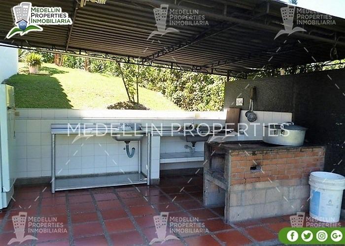 alquiler de finca de descanso en copacabana cód: 4509*
