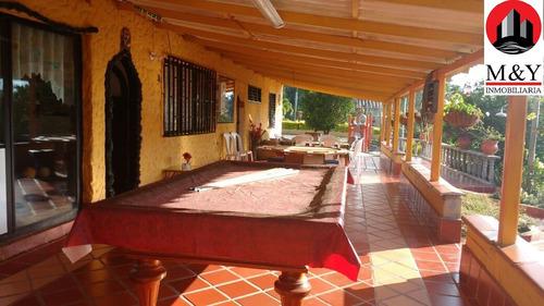 alquiler de finca de recreo en copacabana
