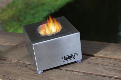 alquiler de fogones, parrillas, quemadores de bioetanol