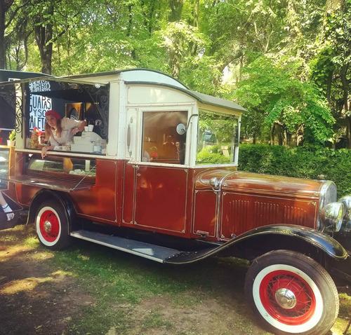 alquiler de food truck ,barra y cafeteria para eventos.
