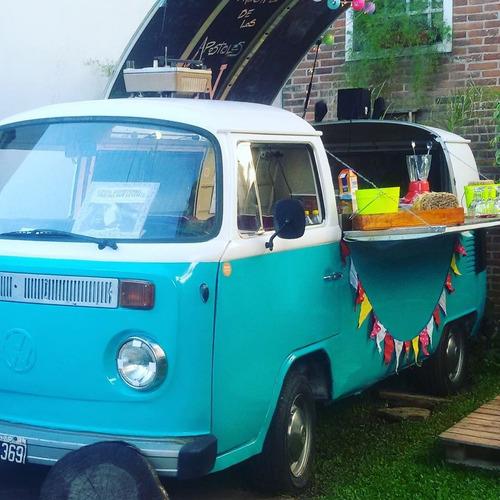 alquiler de food truck ,barra y catering para eventos.