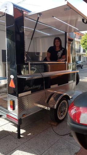 alquiler de food truck con y sin personal. dia, sem, men
