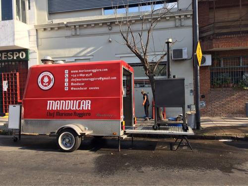alquiler de food truck gastronomico