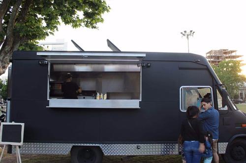 alquiler de food truck para eventos