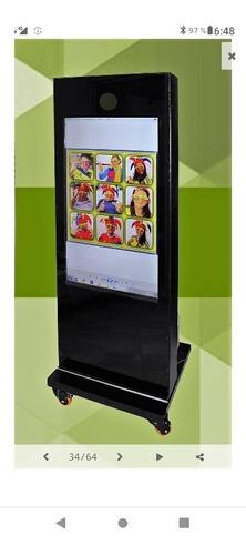 alquiler de fotocabina para eventos (photo booth)