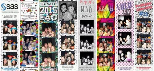 alquiler de fotocabinas photo booth cabina de fotos selfies