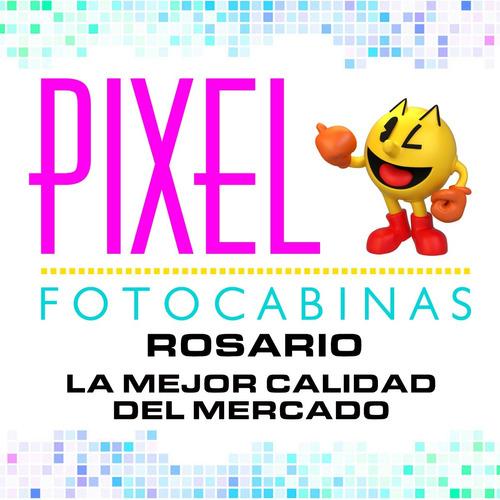 alquiler de fotocabinas pixel rosario