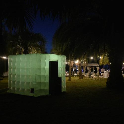 alquiler de fotocabinas,cabina inflable,espejo mágico y mas!