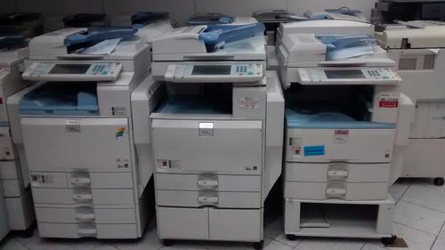 alquiler de fotocopiadoras e impresoras laser color y negro