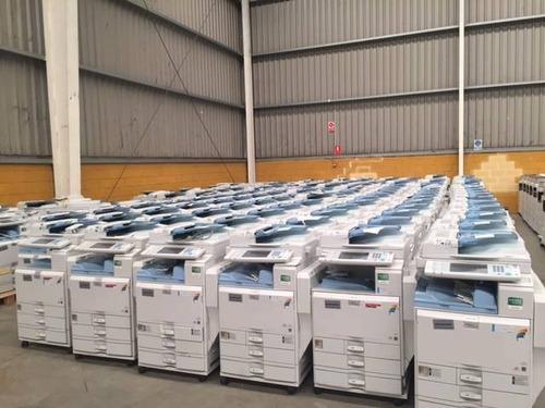 alquiler de fotocopiadoras, multifunción e impresoras láser