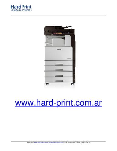 alquiler de fotocopiadoras multifunción, impresoras láser