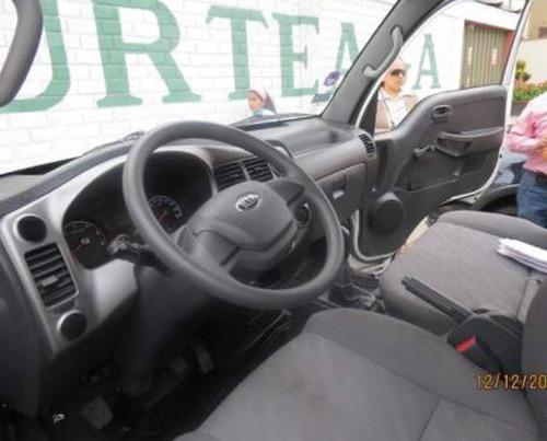 alquiler de furgon kia k2700 2tn