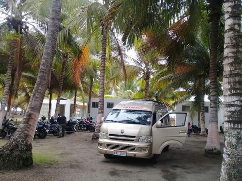 alquiler de furgonetas transporte turistico
