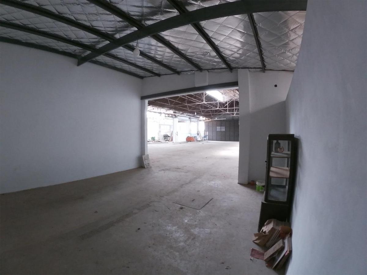 alquiler de galpón 1000 m2 en 1 sola planta
