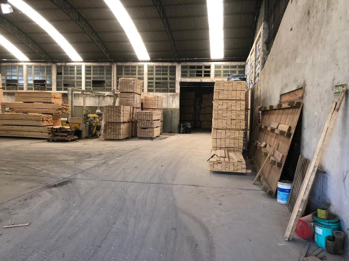 alquiler de galpon 3000 m2 en san miguel del monte