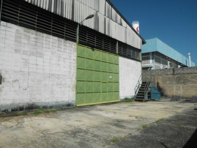 alquiler de galpon en zona industrial carabobo zp 410838