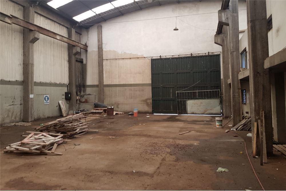 alquiler de galpón en zona industrial de lanus