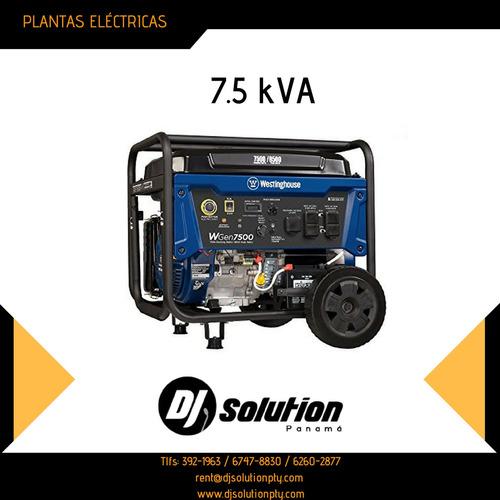 alquiler de generador eléctrico en ciudad de panamá