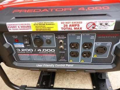 alquiler de generadores electricos