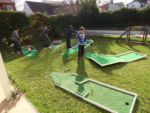 alquiler de golfitos, circuitos de minigolf juegos de golf