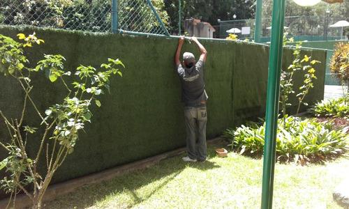 alquiler  de grama artificial reparaciones y mantenimiento
