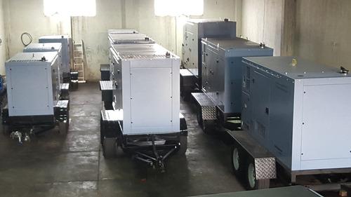 alquiler de grupo electrogeno generadores electricos 24 hs