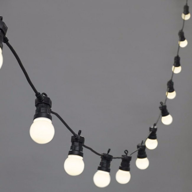 alquiler de guirnaldas de luces estilo carnaval por metro - Guirnaldas De Luces