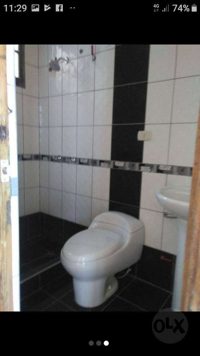 alquiler de habitaciones con baño trujillo