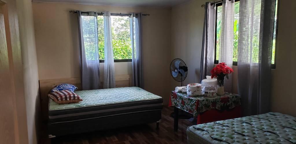 alquiler  de habitaciones  x noche sala compartida