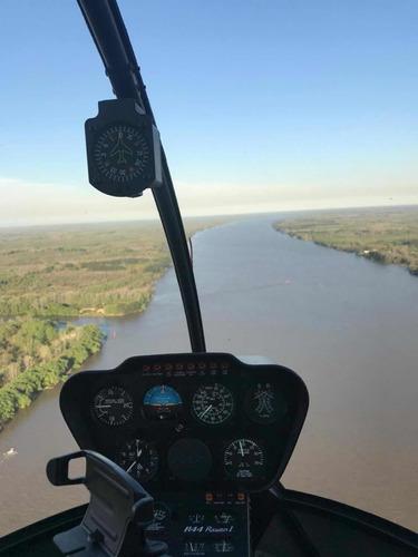 alquiler de helicópteros vip